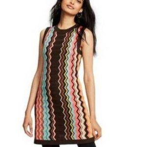 Missioni for Target Zig Zag Sweater Dress, XL